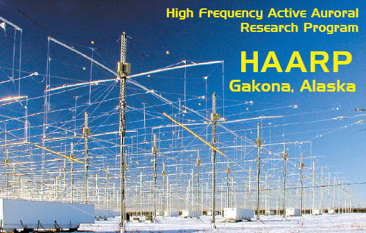 HAARP - does it look like a conspiracy to you?